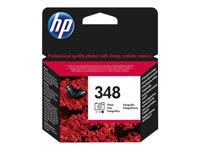 HP Cartucho de tinta fotográfica (nº348)C9369EE