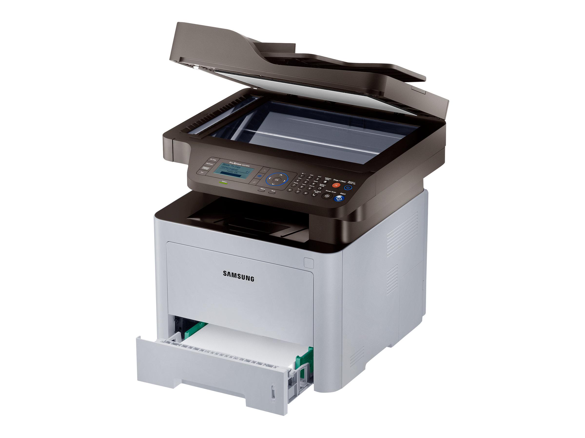 Samsung ProXpress M3370FD - imprimante multifonctions (Noir et blanc)