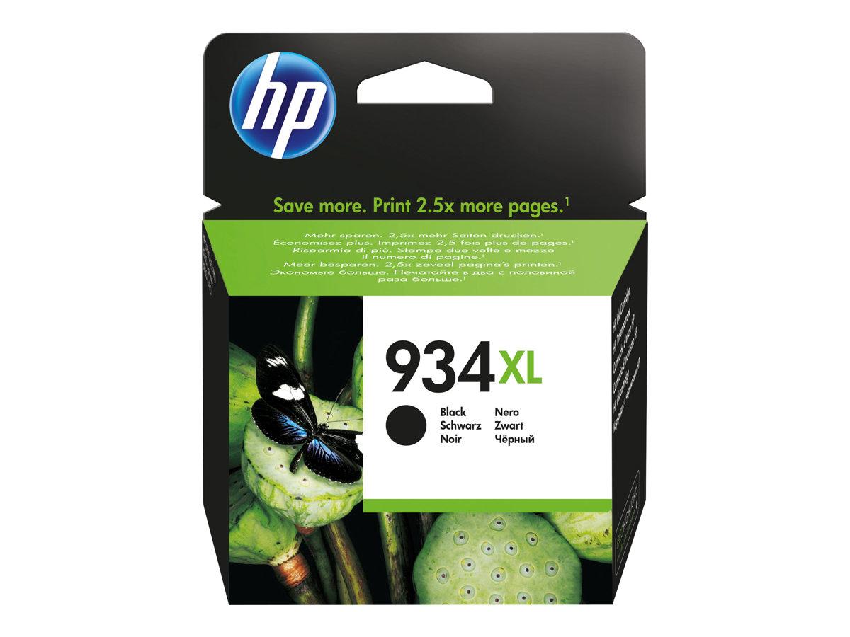 HP 934XL - ALTO RENDIMIENTO - NEGRO - ORIGINAL - B