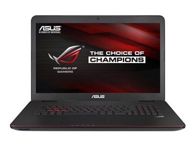 "Asus G771JM-T7031H Core i7 4710HQ 8GB 750GB GTX860M 2GB17.3"""