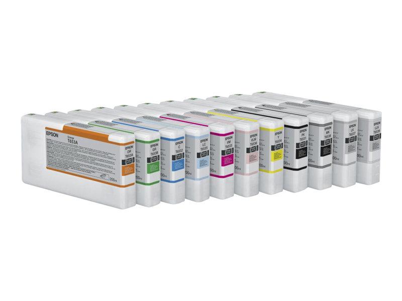 Epson - T6536 - 200 ml - Magenta vif clair - originale - cartouche d'encre