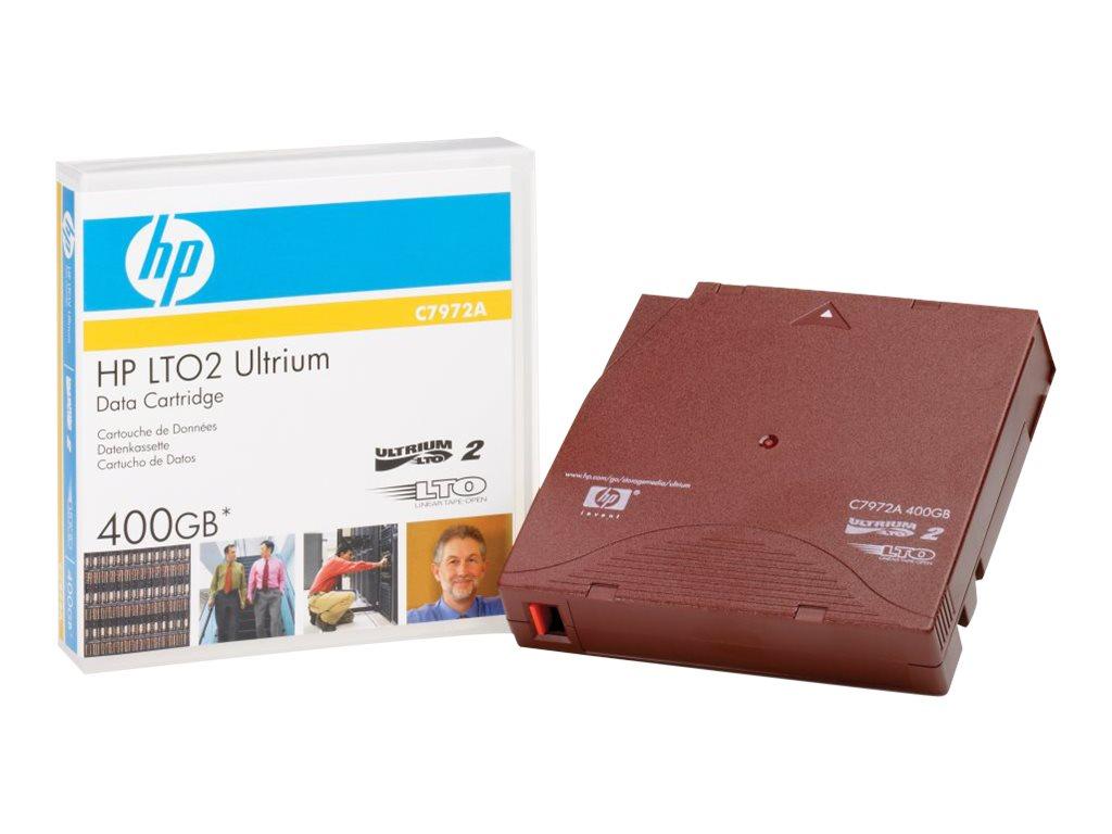 HPE 20 X LTO ULTRIUM 2 200 GB 400 GB ETIQUETADO PA