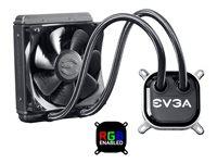 EVGA CLC 120 - Liquid cooling system - (LGA1156 Socket, Socket AM2, Socket AM3, LGA1155 Socket, LGA2011 Socket, Socket FM1, Socket FM2, LGA1150 Socket, LGA1356 Socket, LGA1151 Socket)