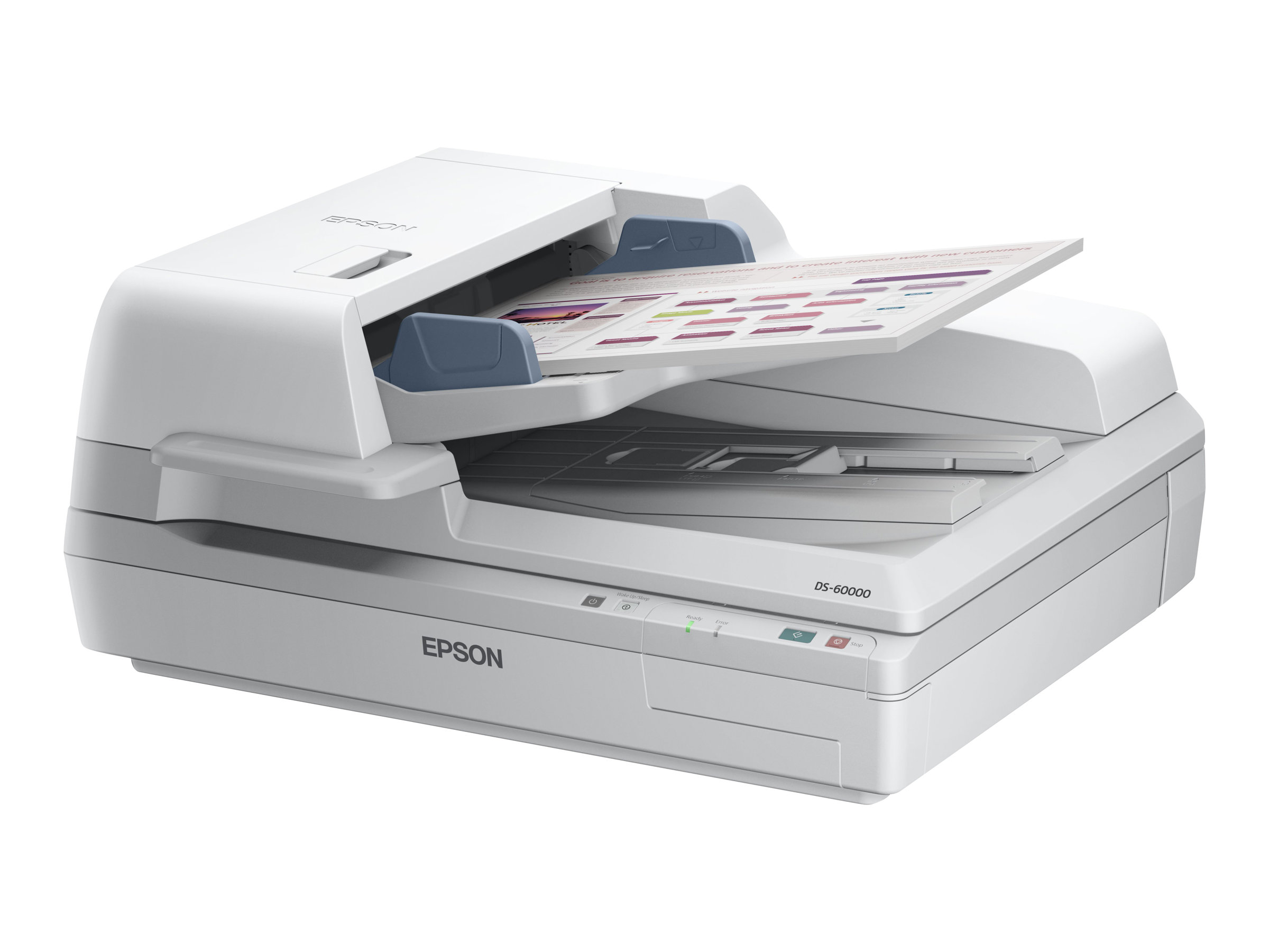 Epson WorkForce DS-60000 - scanner de documents