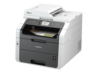 Brother MFC-9340CDW - imprimante multifonctions (couleur)