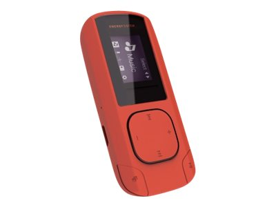 ENERGY MP3 CLIP - REPRODUCTOR DIGITAL - 8 GB - COR