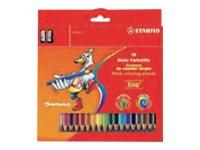 Stabilo Trio thick - crayon de couleur