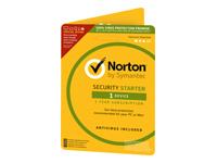 Norton Security Starter (v. 3.0) abonnementskort (1 år) 1 enhed