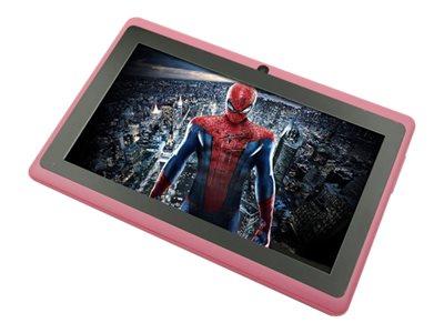 "Zeepad 7DRK - Tablet - Android 4.2 (Jelly Bean) - 4 GB - 7"" (800 x 480) - USB host - microSD slot - pink"