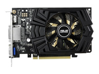 Asus Cartes vid�o GTX750TI-PH-2GD5