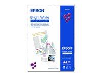 Papír bílý, matný, Inkjet, A4, 90g/m2, 500 listů