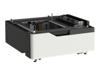 Lexmark Tandem Tray - Media tray / feeder - 2500 sheets in 2 tray(s) - for Lexmark CS921DE, CS923DE, CX921DE, CX922DE, XC9245, XC9255