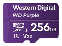 WD Purple microSD 256gb SURVEILLANCE