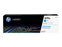 HP 410A - Cyan - original - LaserJet - toner cartridge (CF411A) - for Color LaserJet Pro M452, MFP M377, MFP M477