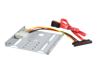 StarTech.com 2.5in Hard Drive to 3.5in Drive Bay Mounting Kit