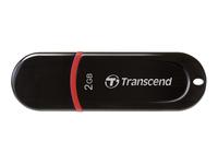 Transcend JetFlash 300 - clé USB - 2 Go