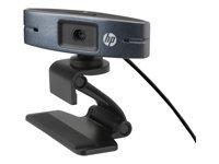 HP WebCam HD 2300 Webkamera farve 720p