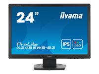 X2485WS-B3/24 WLED IPS 1200p DP/DVI/VGA, X2485WS-B3/24 WLED IPS