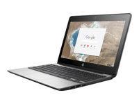 HP Chromebook 11 G5 Education Edition - Celeron N3060 / 1.6 GHz - Chrome OS - 2 GB RAM - 16 GB eMMC - 11.6