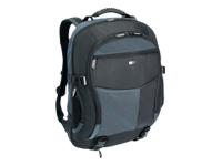 Targus XL 17 - 18 inch / 43.1cm - 45.7cm Laptop Backpack - sac à dos pour ordinateur portable