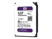 """DD Int SATA3 3.5"""" 8 TB WDC Purple 5400rpm 128MB"""