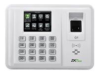 ZKTeco G1 - Sistema de reloj registrador - huella dactilar
