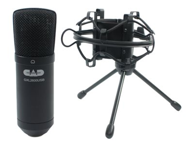 CAD GXL2600USB - Microphone - USB