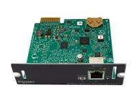 APC Network Management Card 3 with PowerChute Network Shutdown - Adaptador de administración remota - GigE