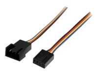 StarTech.com Câble PC  FAN4EXT12