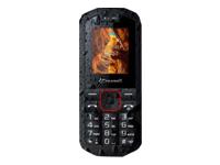 Crosscall SpiderX1 noir - GSM - téléphone mobile