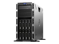 Dell PowerEdge T430 - Xeon E5-2609V3 1.9 GHz - 8 Go - 1 To