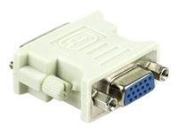Xtech - Adaptador de pantalla - DVI-I (M) a HD-15 (VGA) (H)
