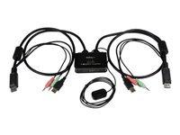 StarTech.com switch KVM SV211DPUA