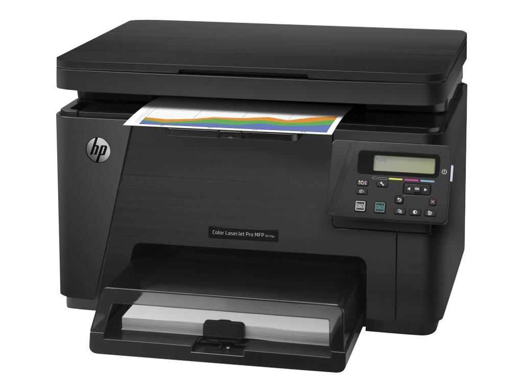 HP LaserJet Pro MFP M176n - imprimante multifonctions (couleur)
