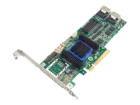 Microsemi Adaptec RAID 6805 - contrôleur de stockage (RAID) - SATA 6Gb/s / SAS 6Gb/s - PCIe x8