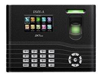 Control de Asistencia IP Bio+Proxy+PIN Incl.Bateria Respaldo