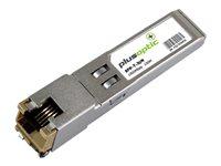 PlusOptic Juniper Compatible, Copper SFP, 1000Mbps, 100M, RJ-45