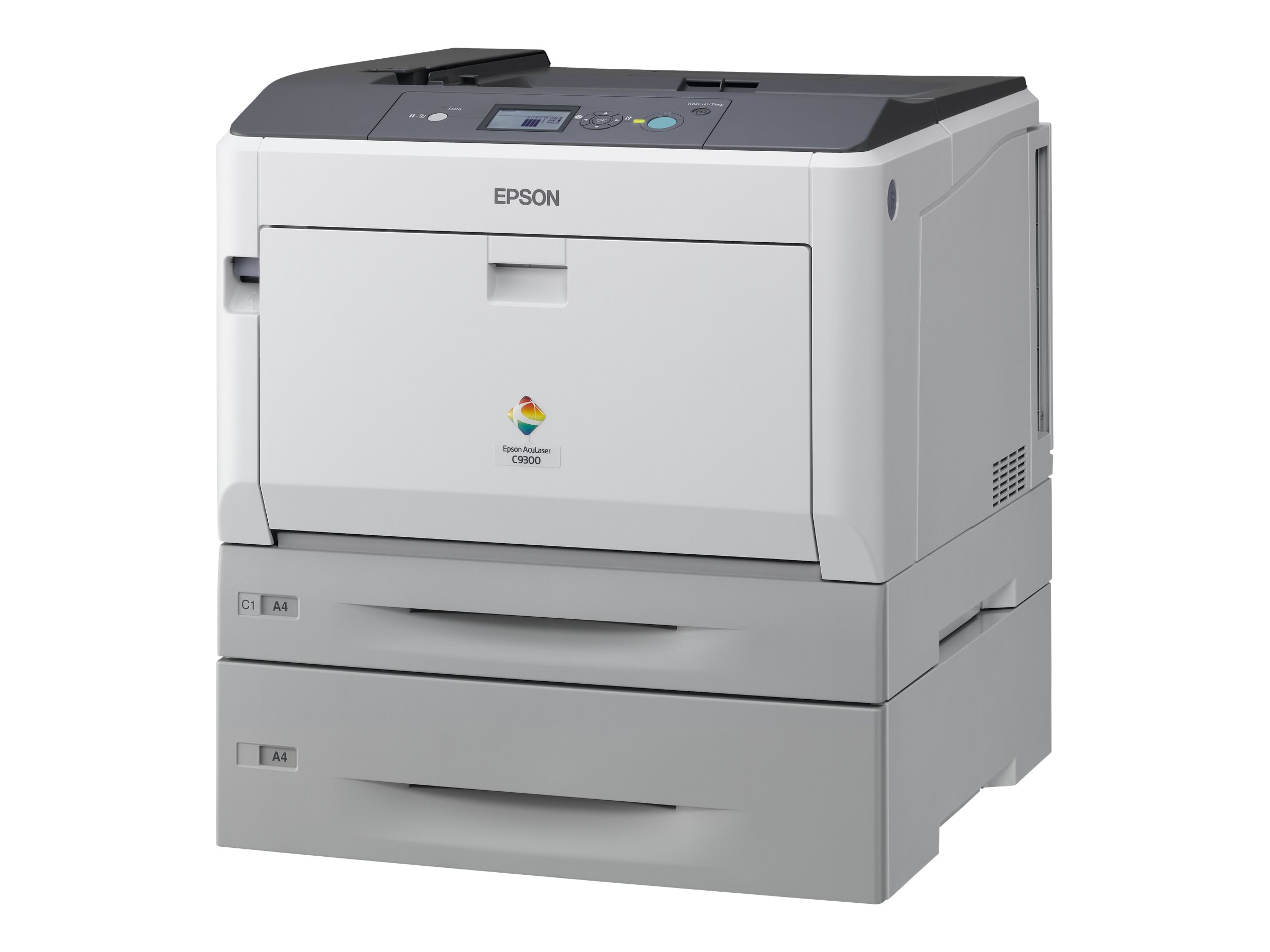 Epson AcuLaser C9300DTN - imprimante - couleur - laser