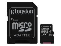 Kingston M�moires Compact Flash SDC10G2/128GB