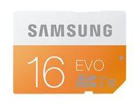 SAMSUNG, SD Card EVO 16GB