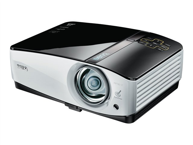 Benq MP780ST DLP Projector