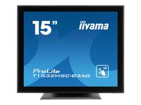 iiyama ProLite T1532MSC-B3AG 15 Inch Black, Anti Glare, 5:4