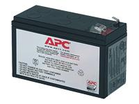 APC Batteries pour onduleur RBC2