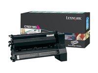 Lexmark Cartouches toner laser C782X1MG