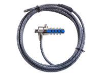 Cable de Seguridad con combinación Defcon CL