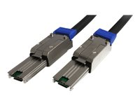 StarTech.com External Serial Attached SCSI Cable SFF-8088 to SFF-8088