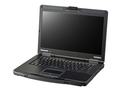 "Panasonic Toughbook 54 Performance - Core i5 6300U / 2.4 GHz - Win 7 Pro (includes Win 10 Pro License) - 8 GB RAM - 512 GB SSD - 14"" IPS 1920 x 1080 (Full HD) - FirePro M5100 / HD Graphics 520 - Wi-Fi, Bluetooth - with Toughbook Preferred"