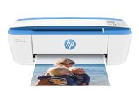 HP Deskjet 3720 All-in-One Multifunktionsprinter farve blækprinter