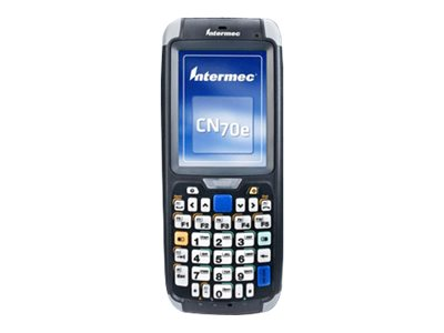 "Intermec CN70e - Data collection terminal - Win Embedded Handheld 6.5.3 - 1 GB - 3.5"" color TFT ( 480 x 640 ) - rear camera - barcode reader - ( 2D imager ) - USB host - microSD slot - Wi-Fi, Bluetooth - 3G"