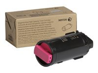 Xerox VersaLink C500 - Extra High Capacity - magenta - original - toner cartridge - for VersaLink C500, C505